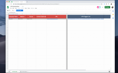 8 Best UTM Builder Spreadsheet Templates Reviewed (2019)