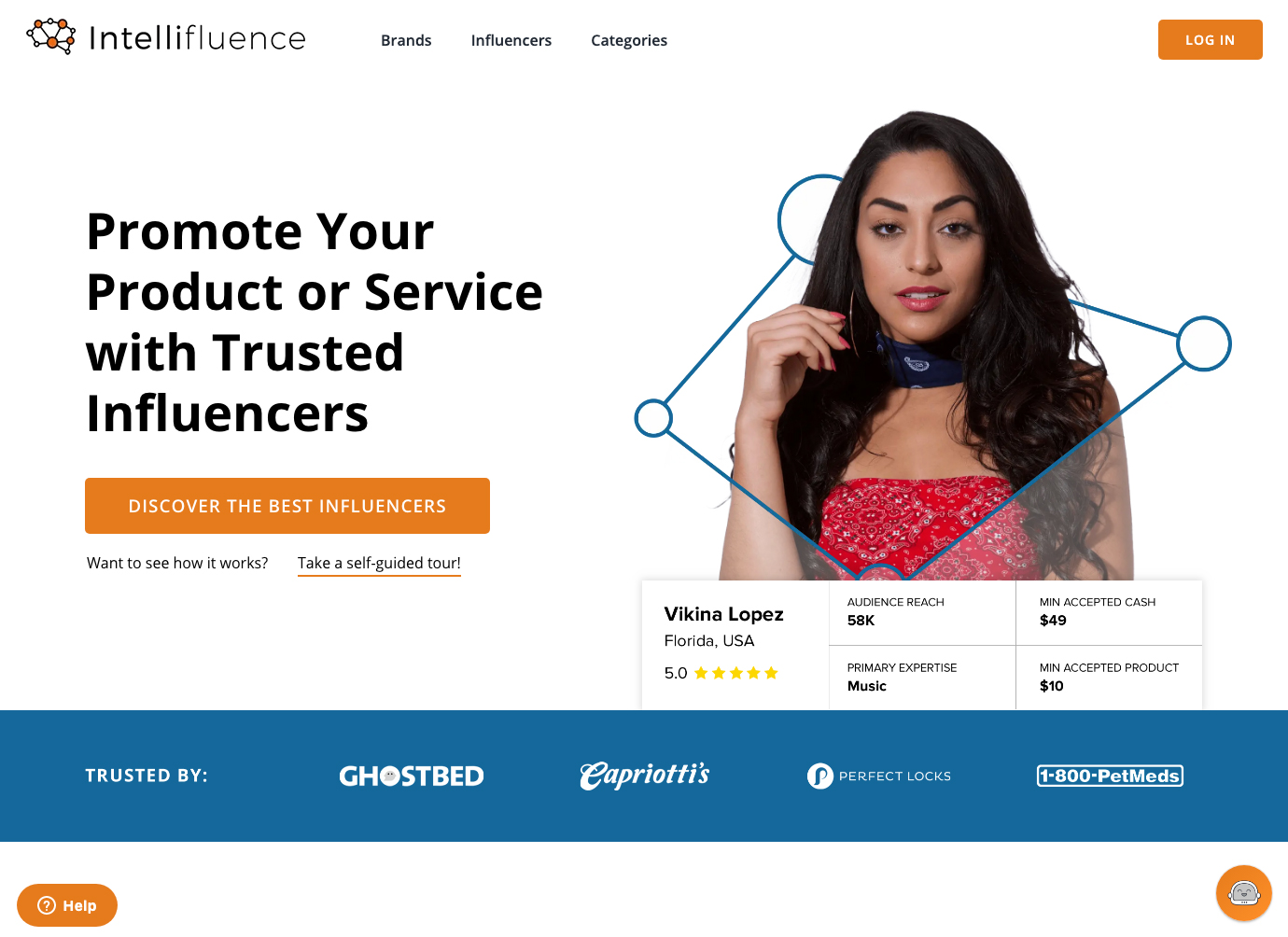 Promote Your Product or Service with Trusted Influencers